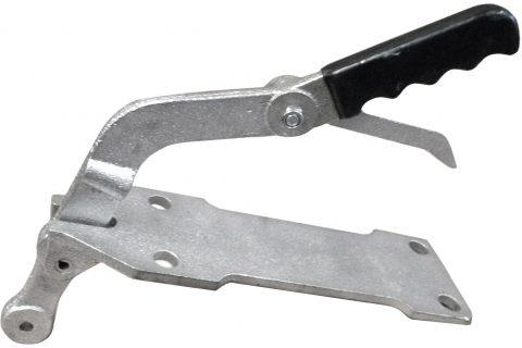 Manutec  Mechanical Adaptor Plate – Galv Trailer Caravan Spare Part
