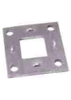 Square Mounting Plate - 50mm SQ