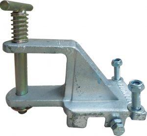 Manutec Poly Block Adaptor and Car Pin – CAST Trailer Caravan Spare Part