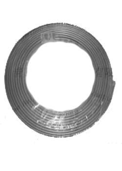 Steel Bundy Tube - Brass Plated 3/16x.71mmx100m