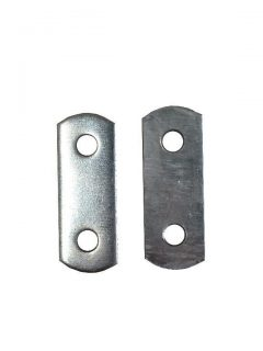 9/16 (14MM) GALVANIZED SHACKLE PLATE