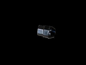 Manutec Hub Components 1/2 inch Standard Wheel Nut – BLACK Trailer Caravan Part