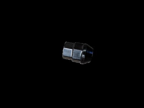 1/2 inch STD Wheel Nut - BLACK