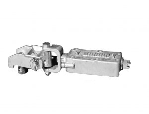 Ozhitch OZHITCH OVER RIDE COUPLING-OFFROAD-GALV-2TON RATING -6 HOLE Trailer Part