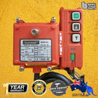 Trailer Tipper Kit Remote Controller for BTP Kits