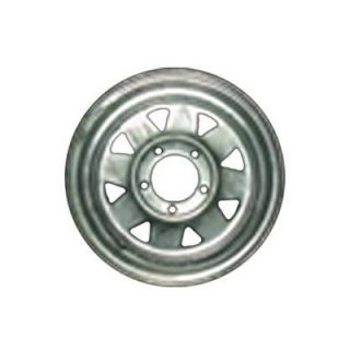 13X5 INCH ALLOY TRAILER WHEEL HQ RIM – SILVER