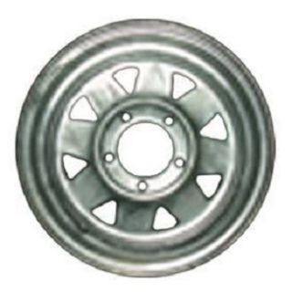 13X5 INCH ALLOY TRAILER WHEEL HT RIM – PLATINUM