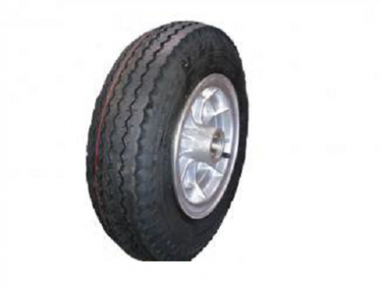 8 INCH HT ALLOY BOAT WHEEL