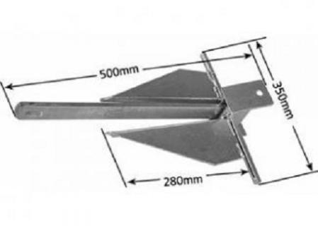8lb Sand Anchor – Manutec