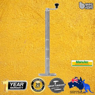 Manutec Standard Adjustable Stand 27 with no clamp Trailer Caravan Spare Part