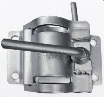 Heavy Duty Clamp to suit std 48mm tube
