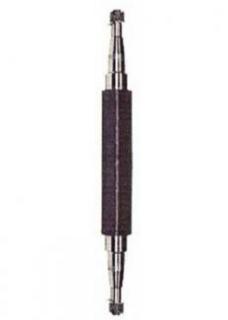 Axle 45mm Square x 98 inch(2490mm) o/a c/w NPW – B Profile