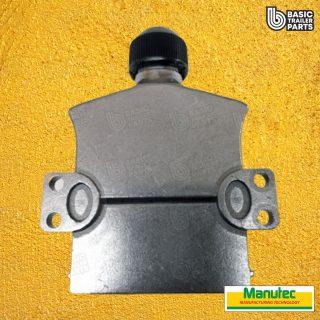 Manutec 7 PIN FLAT FEMALE Trailer Socket – METAL Caravan Spare Part