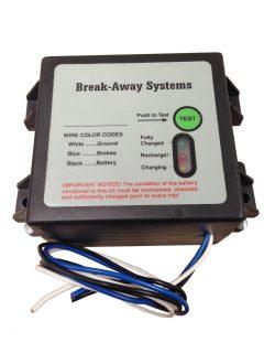 Manutec Brake Controller Brake Away System Trailer Caravan Spare Part