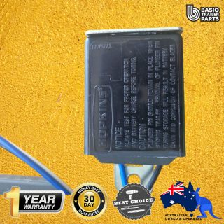 2021 FULL SET BreakAway Unit Battery Trailer Hopkins Kit Switch System Electrical