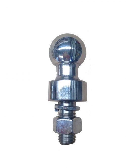 50mm Hi-Rise Tow Ball (2000kg) - Stainless Steel