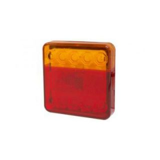 COMBINATION TAIL LIGHT 12V SINGLE PACK