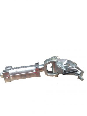 Ozhitch OZHITCH OVER RIDE COUPLING-OFFROAD-GALV-2TON RATING -4 HOLE Trailer Part