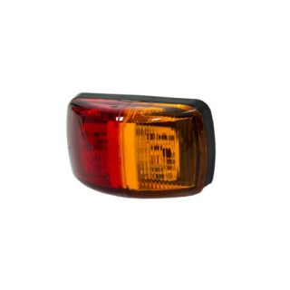 SIDE MARKER LAMP – Red/Amber 9-33V 0.5m Cable