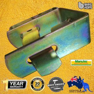 Manutec  Single Position Coupling Lock – Zinc Trailer Caravan Spare Part