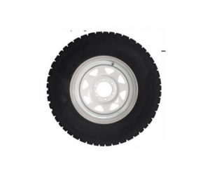 Trailer Wheels, Rims and Tyres