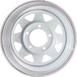 Manutec 14X6 Rim only – Ford Sunraysia Trailer Caravan Spare Part