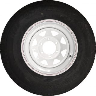 LT235R15 – 818 Offroad Tyre fitted to 15 inch
