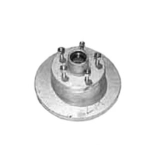 Hub Disc Ford – Complete With Studs/nuts Bare 10 Inch – Dacromet Coating