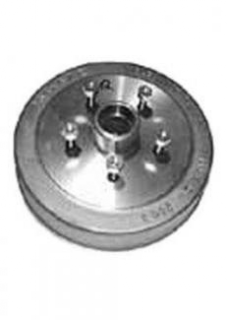10 Inch Ford Hub Drum, C/w Slimline Bearings