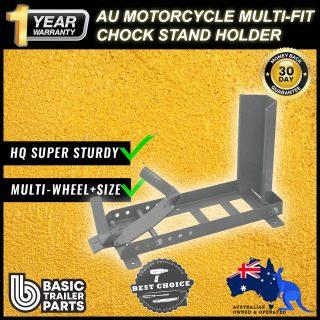 Motorcycle Multi-Fit Wheel Chock