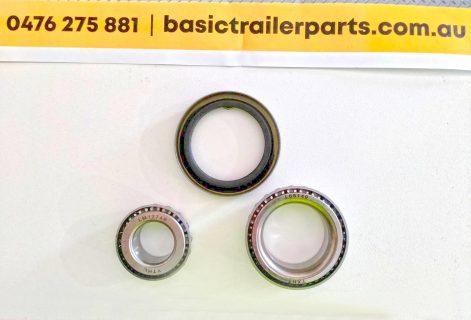 Manutec Wheel Bearing Kit with Seal – Inner Bearing + Outer Bearing Seal Trailer