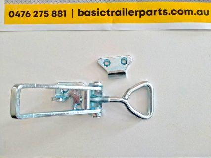 Manutec  Over Centre Latch – Trailer & Tipper Trailer Lock Trailer Caravan Spare