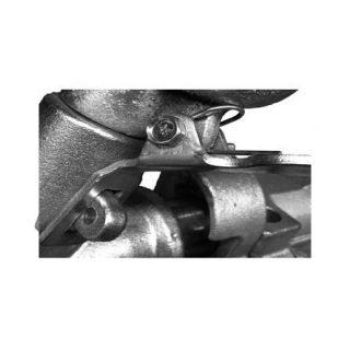 Manutec  Handle and Safety Catch – suits MOC2000D Trailer Caravan Spare Part