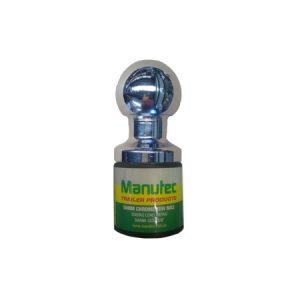 Manutec 50mm Chrome Tow Ball (3500kg) – Retail Trailer Caravan Spare Part
